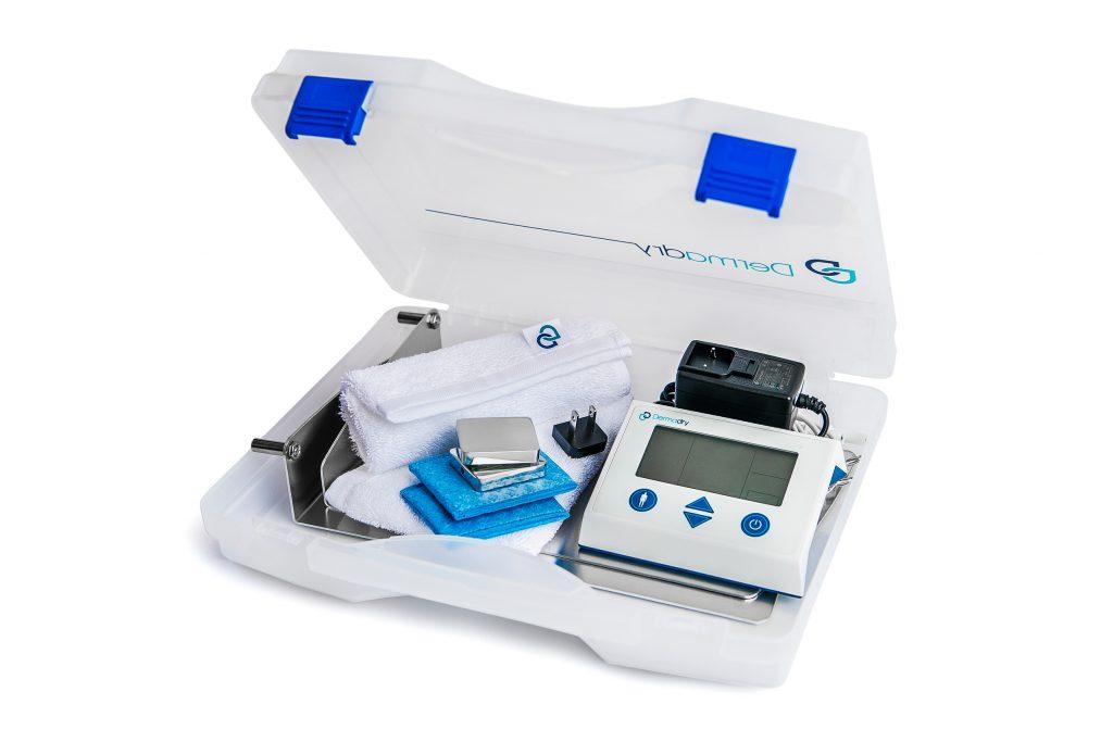 Dermadry Iontophoresis  machine