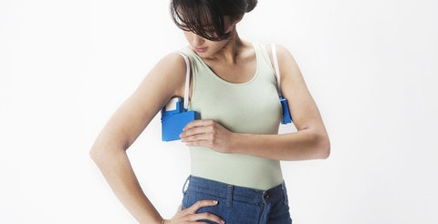 Drionic Underarm Iontophoresis Device Review - Hyperhidrosis Network