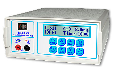 Fisher Galvanic MD-2 Iontophoresis Machine
