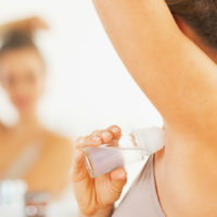 How To Apply Antiperspirant