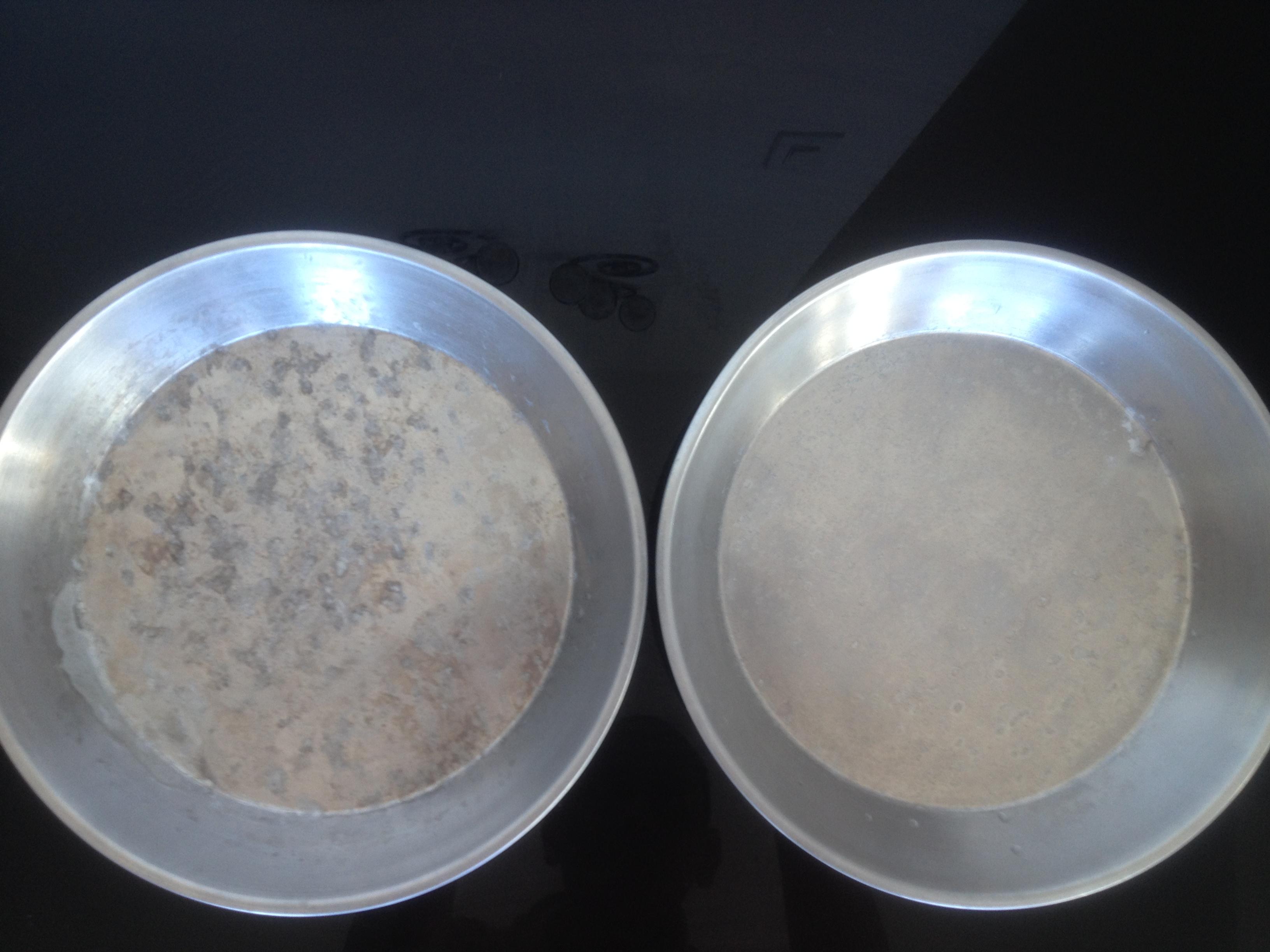 Homemade Iontophoresis Machine - Aluminium Pie