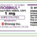 Robinul for Excessive Sweat